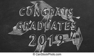 Congrats graduates. 2019.