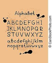 hand drawn alphabet-6