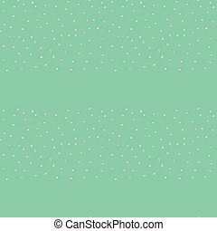 Hand drawn dots seamless pattern, vector illustration