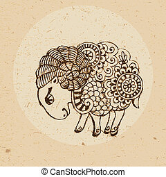 Zodiac sign - Aries