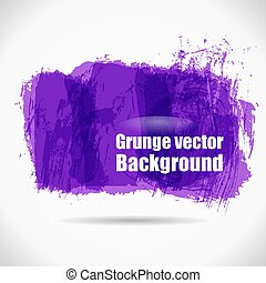 Hand Drawn Watercolor Illustration. Grunge Vector Background