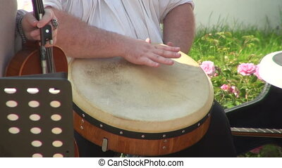 hand-drum