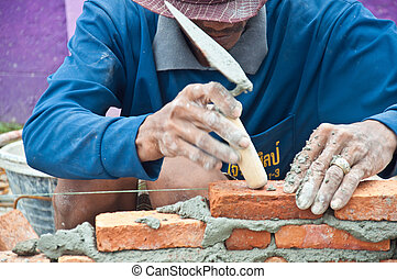 Hand for construction