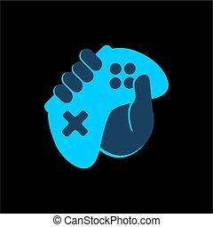 hand gaming logo