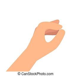 hand gesture sign