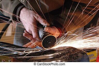 hand grinder - GRINDER