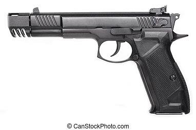 hand gun - 9 mm hand gun
