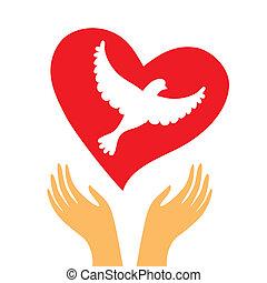 hand-heart-dove