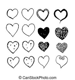 Ziehen Herz