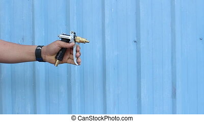 Hand hold Garden Spray Gun