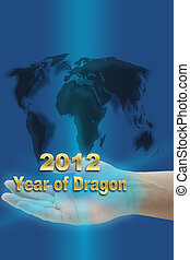 new year of dragon 2012