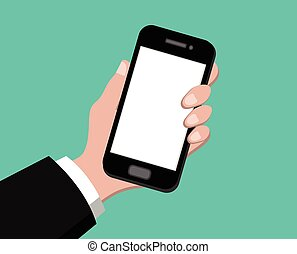 hand-hold-phone