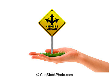 Choices Ahead