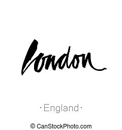 hand-lettering, calligraphie, londres, royaume-uni, angleterre