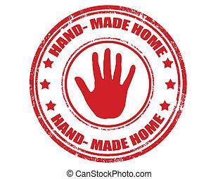 Hand made stamp