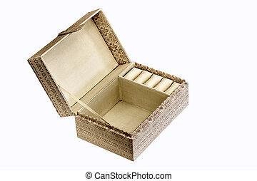 hand made thai silk box