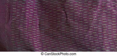 Hand Made Thai Silk