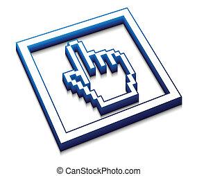 hand mouse cursor