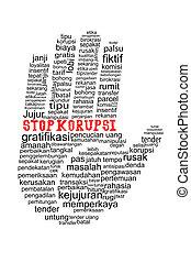 Hand, No Corruption Concept