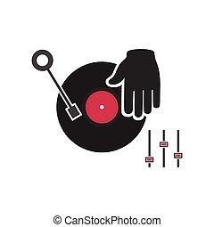 Hand of the DJ