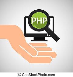 hand optimization technology php computer