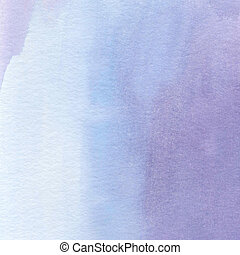 Hand painted watercolor background.