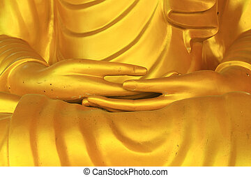 Hand postures of the Buddha