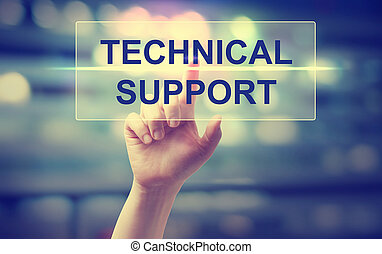 Hand pressing  Technical Support