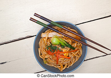 hand pulled ramen noodles - hand pulled stretched Chinese...
