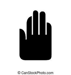 hand stop design