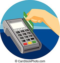 hand-swiping-credit-card-pos-terminal-RETRO