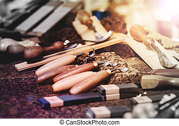 Hand tools for wood processing
