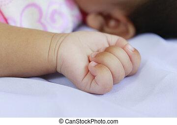 hand, von, kindheit