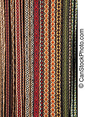 Hand-woven belts - Traditional lithuanian hand-woven belts