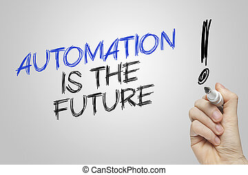 Hand writing automation is the future
