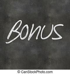 Hand Writing Bonus