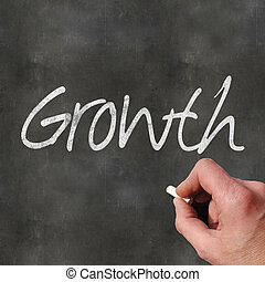 Hand Writing Growth