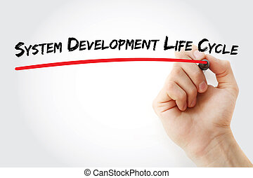 Hand writing System Development Life Cycle