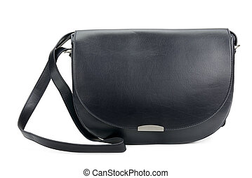 handbag isolated on a white background