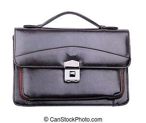 Handbag isolated on white background
