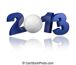 Handball 2013 design