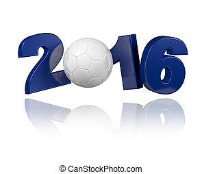 Handball 2016 design