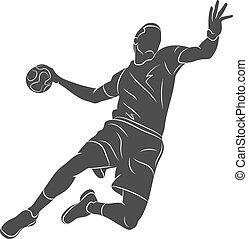 handball, joueur, résumé
