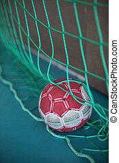 handball, rede