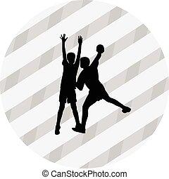 handballspieler