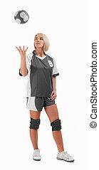 handballspieler, weibliche