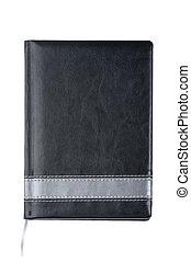 handbook isolated on white