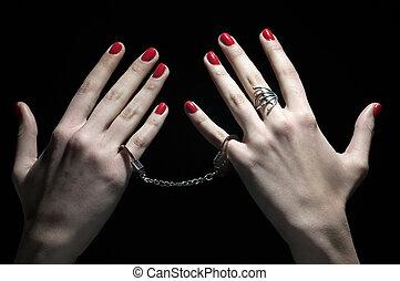 handcuffs, 4