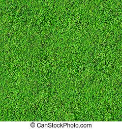 handeel gras af, groene achtergrond