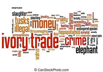 handel, ivoor